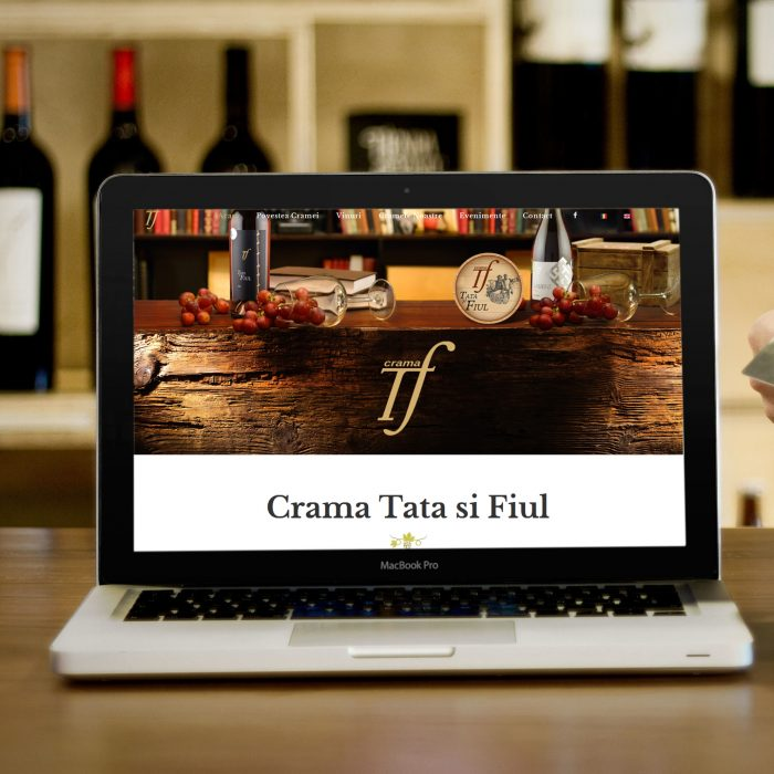 Tata si Fiul Winery